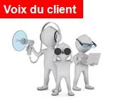 Voix du client